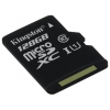 Kingston SDC10G2/128GBSP (128Gb, class10), купить за 3 240 руб.