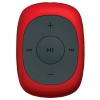 Медиаплеер Digma C2L 4Gb, красный/FM/clip, купить за 895руб.