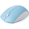 Мышка RAPOO,mini 3360 синяя, купить за 910руб.