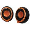 Компьютерная акустика BBK CA-201S, черно-оранжевая, купить за 1 005руб.