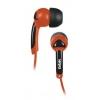 Наушники BBK EP-1401S, черно-оранжевые, купить за 590руб.