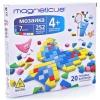 Конструктор Мозаика Magneticus 4+, 252 элемента, 7 цветов, 20 этюдов, купить за 799руб.