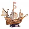 Конструктор CubicFun Корабль Санта Мария T4008h, 3D конструктор, купить за 830руб.