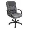 Кресло офисное Алвест  AV 206 PL (727) экокожа 223 черная, купить за 4 950руб.