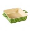 Форма для выпечки Appetite YR100035A-10, зеленая, купить за 545руб.