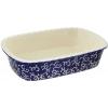 Форма для запекания Appetite YR2026G-12  синяя, купить за 490руб.