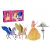 Кукла Наша Игрушка Два единорога Сказочное королевство (ZYB-B1354), купить за 1 925руб.