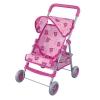 Коляска Fei Li Toys FL8116-1 кукольная, розовая, купить за 1 810руб.