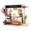 Конструктор Robotime Магазинчик Сладостей (99 элементов, подсветка) DGM06, купить за 1 465руб.