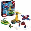 Конструктор LEGO Marvel Super Heroes 76134 Человек-паук: похищение бриллиантов Доктором Осьминогом, купить за 2 270руб.