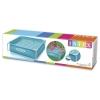 Бассейн надувной Intex 57173 Mini Frame голубой (122х122х30см), купить за 1 960руб.