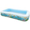 Бассейн надувной Intex Swim Center 58485 Tropical Reef (305х183х56см), купить за 2 660руб.