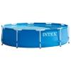 Бассейн каркасный Intex Metal Frame 28240 (457х84см), купить за 16 150руб.