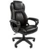 Кресло офисное Chairman 432 (7014855),  чёрное, купить за 8 940руб.