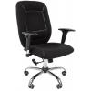Кресло офисное Chairman 888 (7023831)  чёрное, купить за 7 820руб.