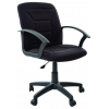 Кресло офисное Chairman 627 чёрное (7014446), купить за 3 405руб.