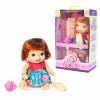 Кукла 1toy Лакомка Лиза с каре 36 см (с мороженым), купить за 1 390руб.