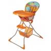 Стульчик для кормления Liko Baby HC-61, оранжевый, купить за 3 290руб.
