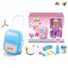 Кукла Наша Игрушка Пупс 30 см с чемоданчиком доктора, 7 предметов, звук,200209419, купить за 1 570руб.