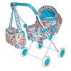 Коляска Mary Poppins Фантазия, с сумкой, голубая, 67315, купить за 4 150руб.