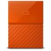 HDD WD My Passport WDBLHR0020BOR-EEUE, 2Тб, оранжевый, купить за 5 440руб.