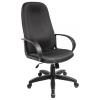 Кресло офисное Алвест AV 108 PL (727) МК Мозес ткань 415 серая с черной ниткой, купить за 3 605руб.