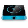 Плитка электрическая Kitfort КТ-113-1, голубая/черная, купить за 2 820руб.