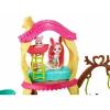 Игрушки для девочек Набор Mattel Enchantimals Лесной замок FNM92, купить за 3 400руб.
