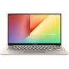 Ноутбук ASUS VivoBook S13 S330UA-EY023T, 90NB0JF2-M01360, золотистый, купить за 47 300руб.