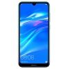 Смартфон Huawei Y7 2019 (DUB-LX1) Aurora, синий, купить за 8 985руб.