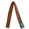 Пояс для кимоно Green Hill KBO-1014, 5/280, коричневый, купить за 450руб.