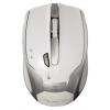 Мышку Hama Wireless Optical Mouse Milano USB, бело-серебристая, купить за 1130руб.