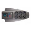 Сетевой фильтр Pilot X-Pro 7м (6 розеток)серый, купить за 2 055руб.