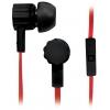 Гарнитура для телефона BBK EP-1580S, черные / оранжевые, купить за 375руб.