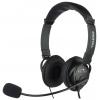 Гарнитура для пк Oklick HS-M133V черная, купить за 730руб.
