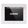 Цифровая фоторамка Digma PF-833, белая, купить за 3 180руб.