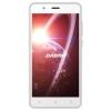 Смартфон Digma Linx C500 3G 4Gb, белый, купить за 3080руб.