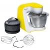 Кухонный комбайн Bosch Mum 54Y00, жёлтый, купить за 14 070руб.