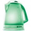 Электрочайник Vitek VT-1104-02-G (1.8 л) зеленый, купить за 2 570руб.