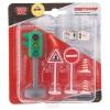 Игрушки для мальчиков Набор Технопарк со светофором (SB-13-12), купить за 575руб.
