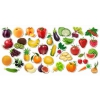 Пазл Woodland Овощи, фрукты, ягоды 111401 (детям от 3-х лет), купить за 335руб.