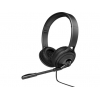 HP USB Headset 500, черная, купить за 3 935руб.