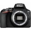 Цифровой фотоаппарат Nikon D3500 KIT (AF-P 18-55mm VR), черный, купить за 27 965руб.