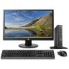 Фирменный компьютер HP Bundles 260 G3 + HP V197 (5QL34ES) черный, купить за 24 380руб.