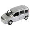 Игрушки для мальчиков Автомобиль ТехноПарк Renault Kangoo (KANGOO-SL) 12 см, серебристый, купить за 295руб.