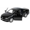 Игрушки для мальчиков Легковой автомобиль ТехноПарк Volkswagen Passat (PASSAT-BK) 12 см, черный, купить за 395руб.