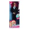 Кукла Карапуз Алекс в костюме, галстуке и очках, 29 см, 99165-SA-AN, купить за 740руб.