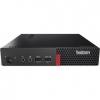 Фирменный компьютер Lenovo ThinkCentre Tiny M710q (10MR006NRU) чёрный, купить за 39 360руб.