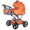 Коляска Babyhit Evenly Plus (2 в 1), оранжевая, купить за 9 510руб.