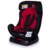 Автокресло Baby Care Nika 0-1-2 (0-25 кг), черное/красное, купить за 5 290руб.